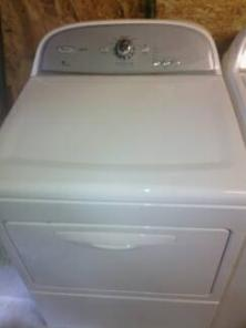 Almost New Whirlpool Cabrio Washer and Dryer