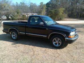 2000 S10 Chevy Pickup Truck