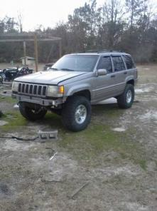 97 keep grandcherokee limited v8 4x4