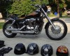 Custom Honda Shadow VT750 Spirit